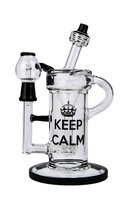 "Keep Calm ""Cookie Mafia"" Recycler"