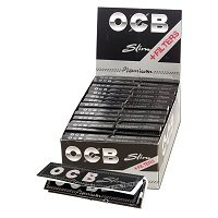OCB King size slim + Filter tips