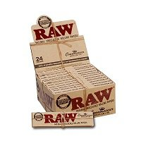 Бумажки RAW Connoisseur King Size + типсы