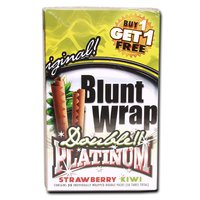 Blunt Wraps double 'Strawberry Kiwi'