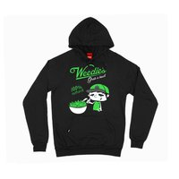 Weedies Hooded Sweatshirt L