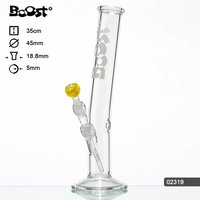 BOOST Simple Yellow Bong