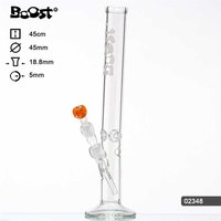 BOOST Simple Orange Bong