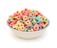 TPA Fruit Cereal