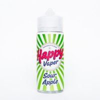 HAPPY VAPER SOUR APPLE 120 мл