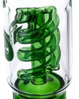 "Grace Glass ""Green Ice Beaker"" Bong"
