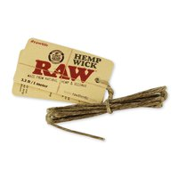 Фитиль Raw Hemp Wick 1m