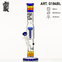 Grace Glass AMSTERDAM Series | Hammer Blue I