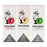 Doughman strawberry 3mg 60ml