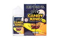 Candy King Peachy Rings 100ml 3mg