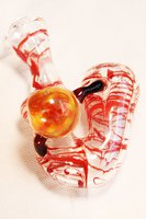 Handle bubbler Ykah Glass