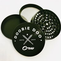 4ех составной Гриндер Doobie Doo Crew Big Black Bro 75mm