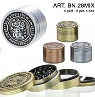 Amsterdam Grinder-Ø:63mm-4part